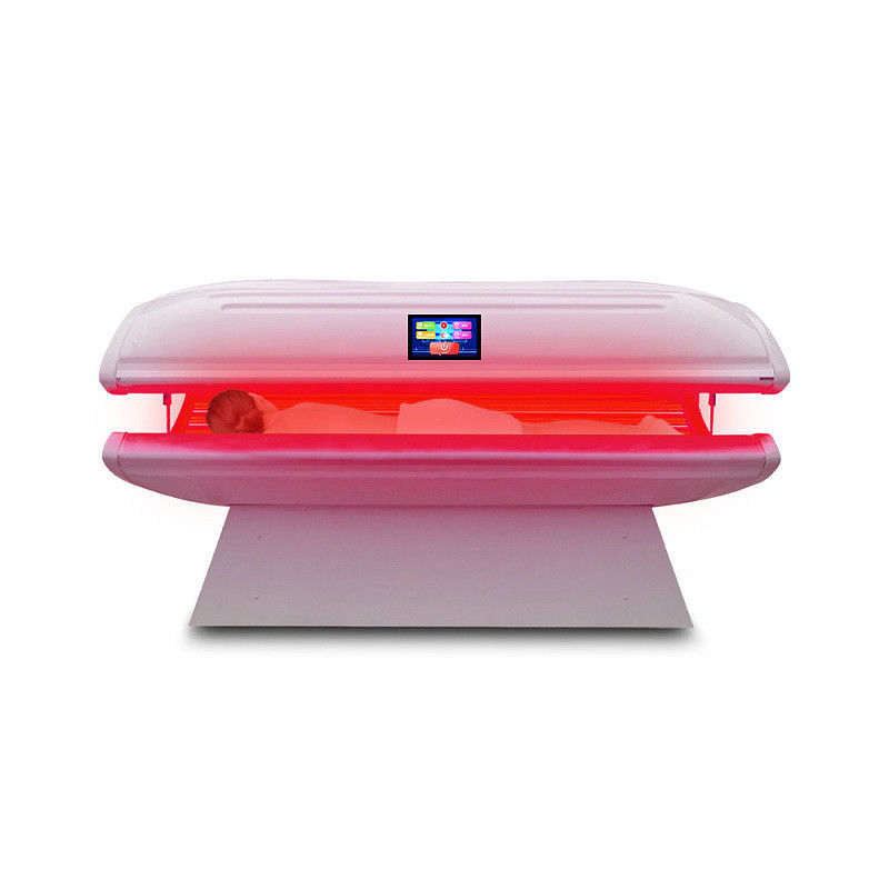 Photon Skin Rejuvenation LED Light Therapy Machine Phodynamic Red Light Therapy Bed 635nm 850nm for Weight Loss